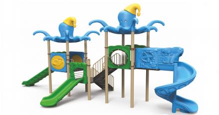 детски съоръжения серия Ocean