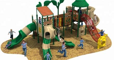 детска площадка Алфа Плейграунд