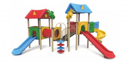 Съоръжения за детски площадки серия Classic