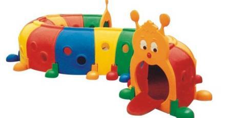 тунел за игра - оборудване и играчки за детски кътове