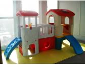Детски къщички с пързалки