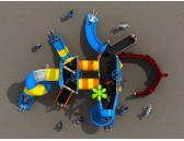 Детско съоръжение - Кораб