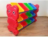 Шкаф за играчки 15291A