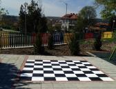 гумени плочи - игра шах