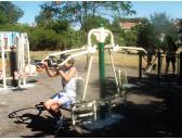 брезник - фитнес площадки