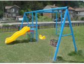 Детска площадка в гр. Брезник