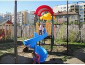 Детска площадка, гр. Казанлък
