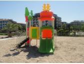 Външна детска площадка,Оазис Бийч Клуб, с. Лозенец