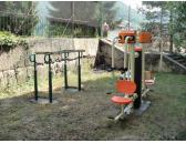 Външна фитнес площадка, ПГ по СЕУ - Тетевен