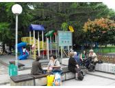 Детска площадка -Търговище