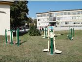 Площадка с фитнес уреди, с. Тополи, Варна